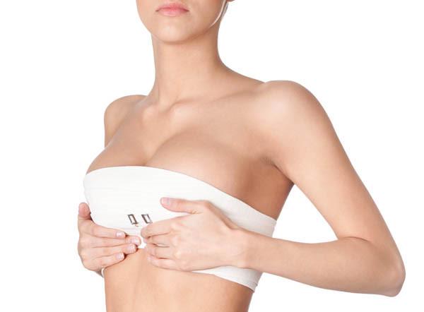 nâng ngực có bị ung thư vú không